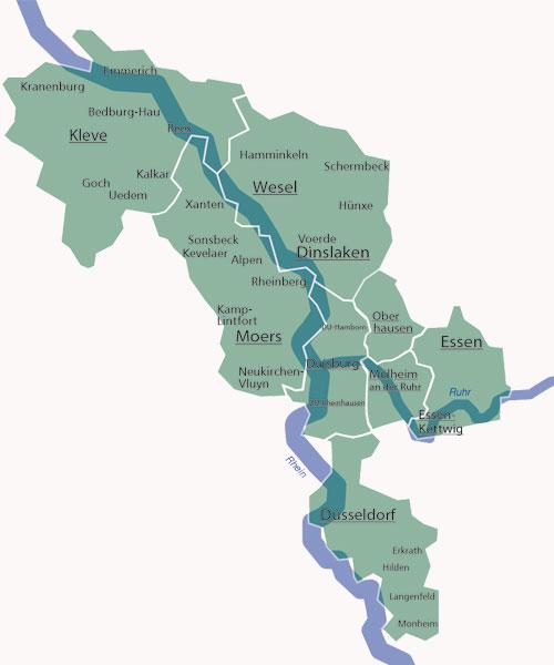 NRZ Karte