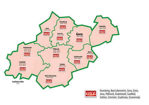 OTZ Karte